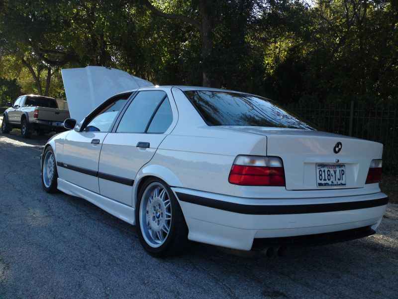 1994 Bmw 325i Maintenance The Infamous Project