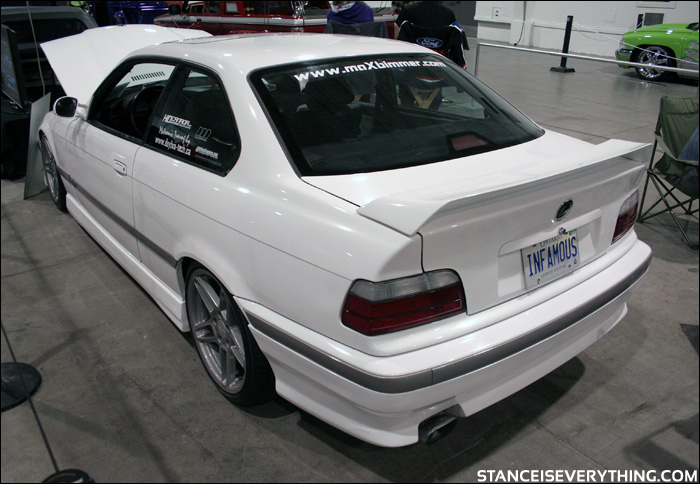 About The Infamous Project - 1992 bmw 325is