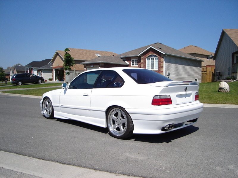 1994 BMW 325IS Reiger Kit