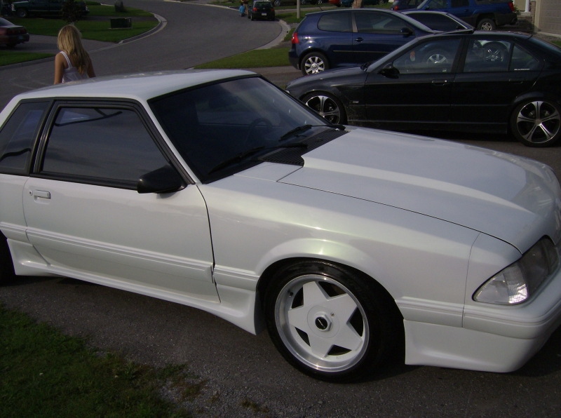 1988 Mustang DECH coupe