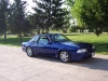 1988 Mustang Coupe Side