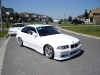 1994 BMW 325IS White