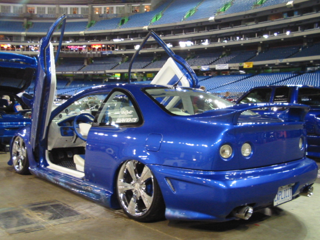 1994 Custom Civic Si
