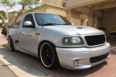 Ford Lightning Dubai