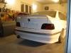 Rear BMW