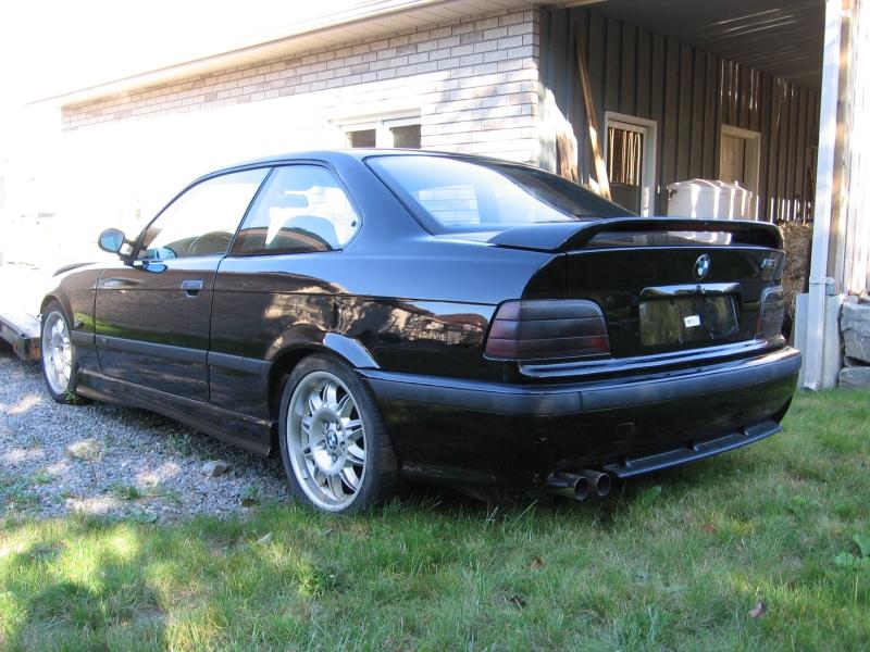 1997 M3 Drivers Rear