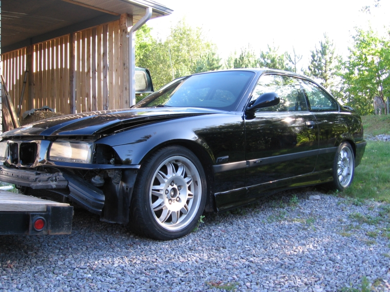 1997 M3 Front Drivers