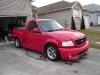 2000 Ford SVT Lightning Red