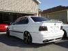 1993 BMW 325i White