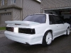 1988 Mustang Dech Coupe White