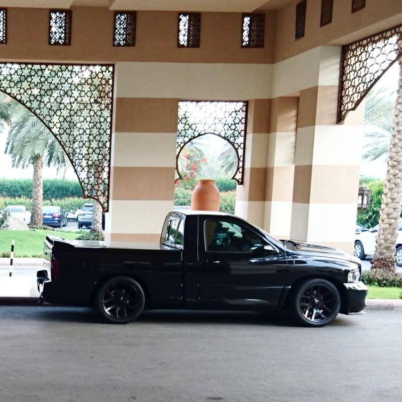 2004 Dodge SRT-10 Viper Truck