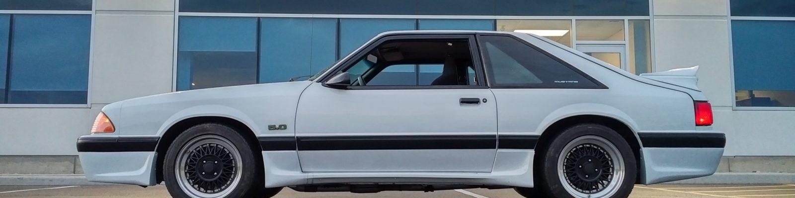 1988 Mustang DECH